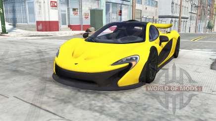 McLaren P1 pour BeamNG Drive