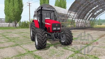 Massey Ferguson 6290 pour Farming Simulator 2017