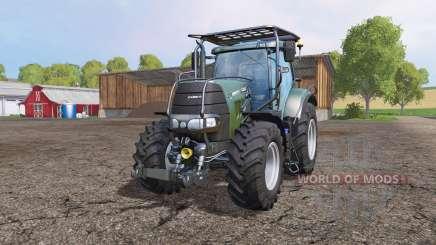 Case IH Puma 230 CVX front loader forest für Farming Simulator 2015