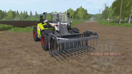 CLAAS Scorpion 7055 v1.11 pour Farming Simulator 2017