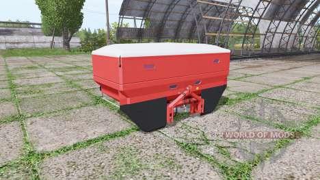 RAUCH AXIS H 50.2 EMC W pour Farming Simulator 2017