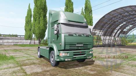 KAMAZ 5460 pour Farming Simulator 2017
