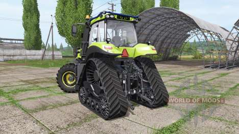 New Holland T8.435 tuning v1.3 pour Farming Simulator 2017