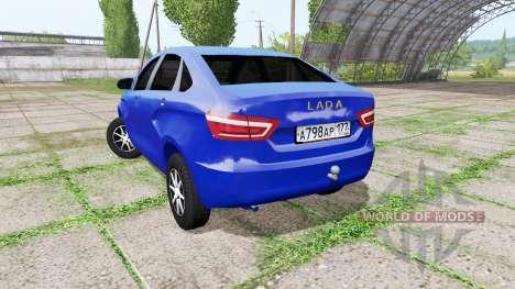 LADA Vesta (2180) pour Farming Simulator 2017