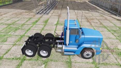 Freightliner FLD 120 Day Cab v1.3 pour Farming Simulator 2017