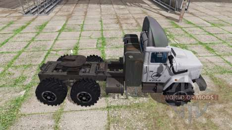 Kraz 64431 pour Farming Simulator 2017