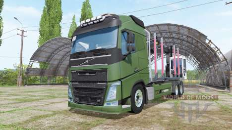 Volvo FH forest pour Farming Simulator 2017