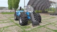 New Holland LM 7.42 bigger wheels für Farming Simulator 2017