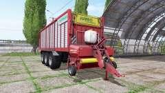 POTTINGER JUMBO 10010 combiline pour Farming Simulator 2017