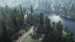 Au-delà de la rivière pour MudRunner