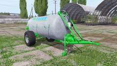Bauer VB 65 pour Farming Simulator 2017