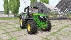 John Deere 6155R v1.0.0.2 pour Farming Simulator 2017