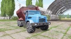 KrAZ 63221 ZSK v2.0