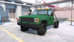 Gavril D-Series reworked tow truck für BeamNG Drive