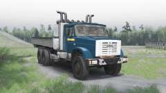 ZIL-433440 v2.1 für Spin Tires