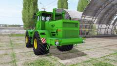 Kirovets K 700a variateur électronique v1.1.0.1 pour Farming Simulator 2017
