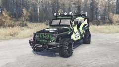 Jeep Wrangler (JK) diesel pour MudRunner