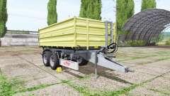 Fliegl TDK 160 v2.0 für Farming Simulator 2017