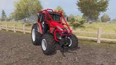 Lindner Geotrac 94 forest v1.2 pour Farming Simulator 2013