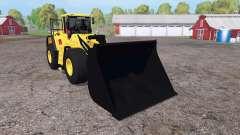Volvo L180F für Farming Simulator 2015