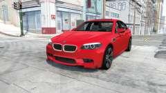 BMW M5 (F10) für BeamNG Drive