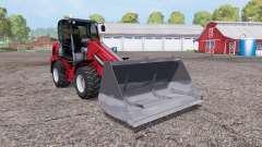 Weidemann 4270 CX 100T v1.1 für Farming Simulator 2015
