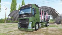Volvo FH forest