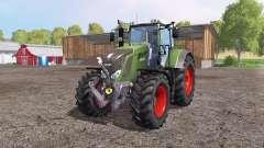 Fendt 828 Vario SCR für Farming Simulator 2015