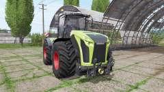 CLAAS Xerion 4500 Trac VC für Farming Simulator 2017