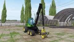 John Deere 1070d pour Farming Simulator 2017