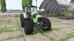 Deutz-Fahr Agrotron 7230 TTV dynamic hoses