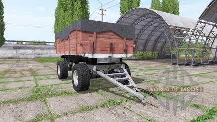 BSS P 93 S v3.2 pour Farming Simulator 2017