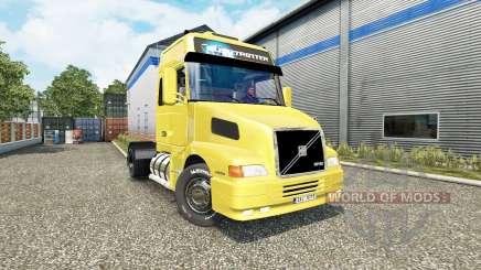 Volvo NH12 4x2 v3.2 pour Euro Truck Simulator 2