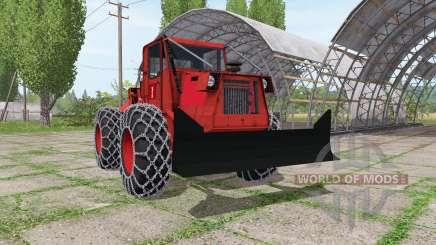 Timberjack skidder für Farming Simulator 2017