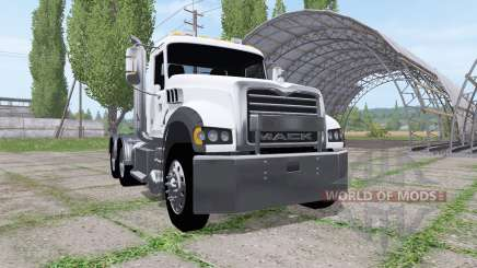 Mack Granite pour Farming Simulator 2017