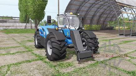 New Holland LM 7.42 bigger wheels pour Farming Simulator 2017