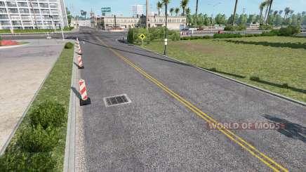 Realistic Roads pour American Truck Simulator