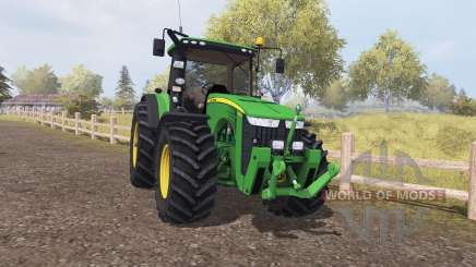 John Deere 8260R pour Farming Simulator 2013