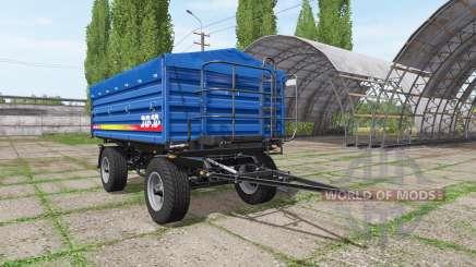 METALTECH DB 10 multicolor pour Farming Simulator 2017