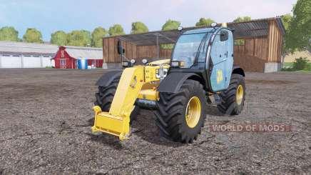 JCB 536-70 v1.1 pour Farming Simulator 2015