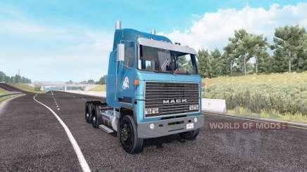 Mack MH Ultra-Liner v1.5 pour American Truck Simulator