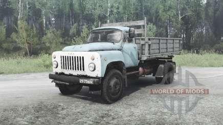 GAZ 53 für MudRunner