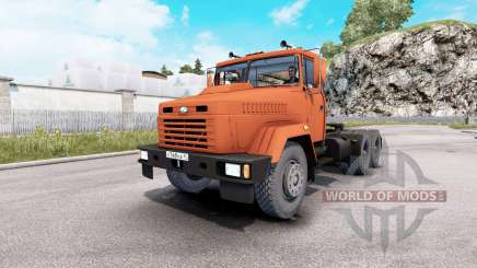 Kraz 64431 pour Euro Truck Simulator 2