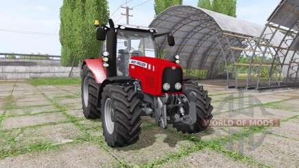 Massey Ferguson 5465 pour Farming Simulator 2017