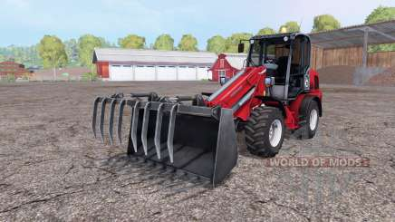 Weidemann 4270 CX 100T für Farming Simulator 2015
