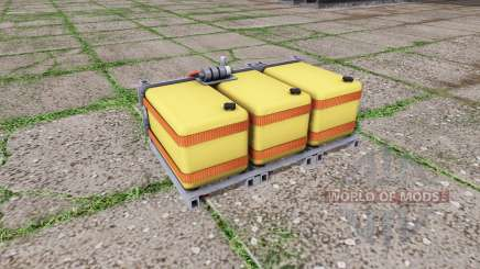 Liquid Fertilizer Tanks pour Farming Simulator 2017