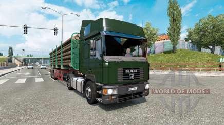 Truck traffic pack v2.4.1 pour Euro Truck Simulator 2