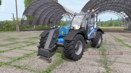 New Holland LM 7.42 back hydraulics pour Farming Simulator 2017