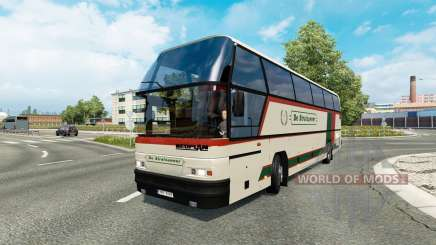 Bus traffic v1.9 pour Euro Truck Simulator 2
