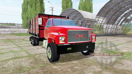 GMC C7500 dump truck pour Farming Simulator 2017